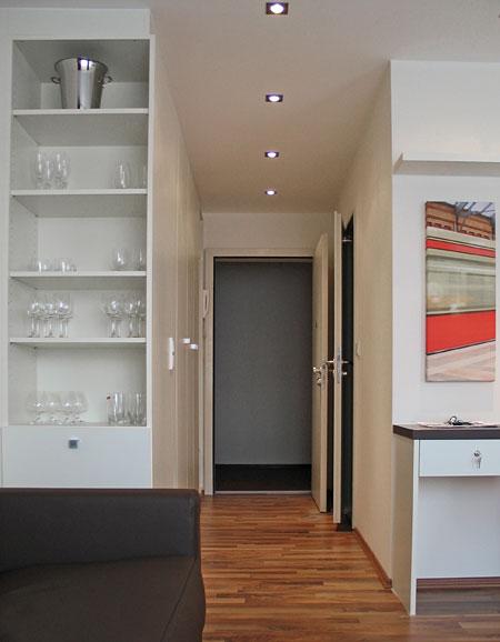 Bielski Architekten - ARWOBAU - Ein-Zimmer-Apartments